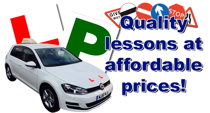 Driving lessons with Asta L Vista Driving School